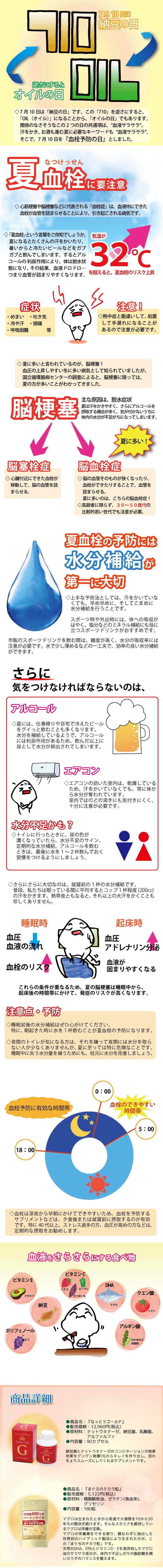 血栓予防キャンペーン